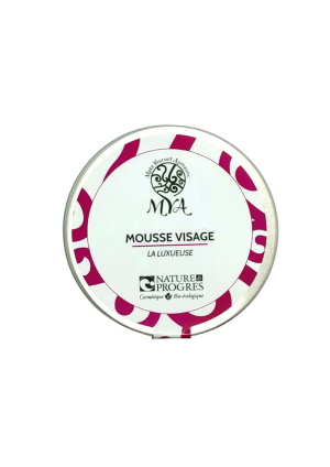 "Mousse Visage - "" La Luxueuse"""